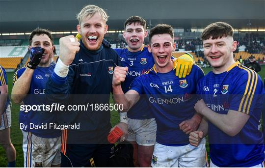 Offaly v Longford - 2020 O'Byrne Cup Final