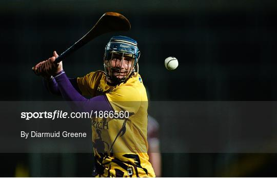 Wexford v Galway - Walsh Cup Final
