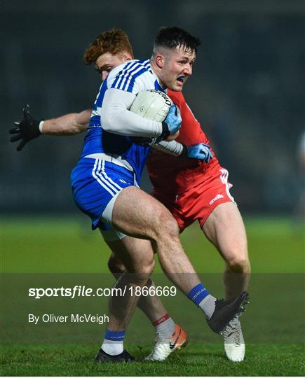 Monaghan v Tyrone - Bank of Ireland Dr McKenna Cup Final