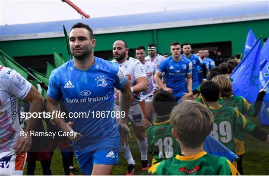 Benetton v Leinster - Heineken Champions Cup Pool 1 Round 6