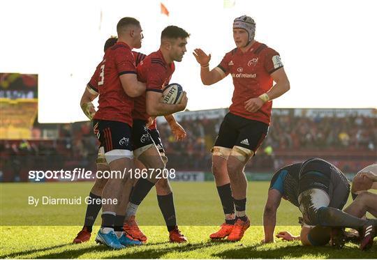 Munster v Ospreys - Heineken Champions Cup Pool 4 Round 6