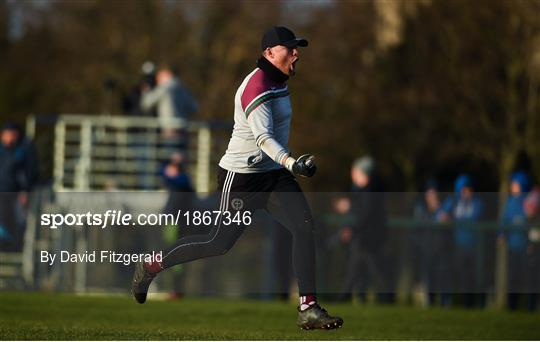 UCD v St Mary's University College - Sigerson Cup Quarter Final
