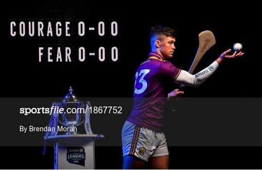 Allianz Hurling League 2020 Launch