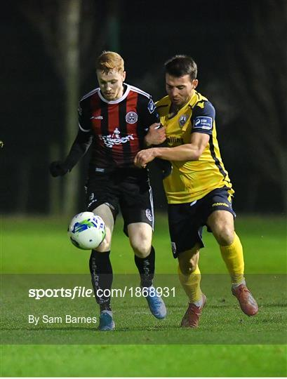 Bohemians v Longford Town - Pre-Season Friendly