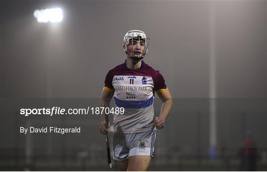 UL v Maynooth - Fitzgibbon Cup Group B Round 3