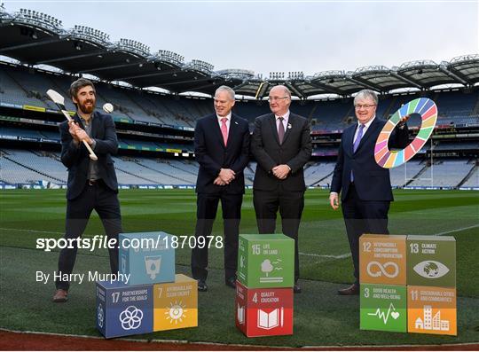 GAA Local Authority SDG Launch