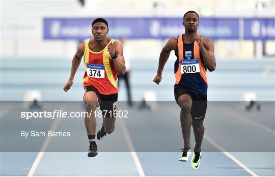 Irish Life Health National Indoor Junior and U23 Championships