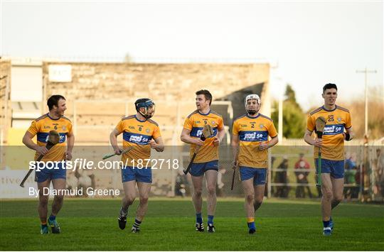 Clare v Carlow - Allianz Hurling League Division 1 Group B Round 1