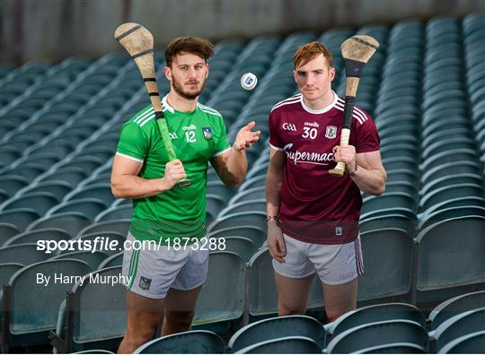 Limerick v Galway - Allianz Hurling League Division 1 Group A Round 2 Media Event