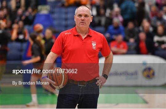 Singleton SuperValu Brunell v Pyrobel Killester - Hula Hoops Paudie O'Connor National Cup Final