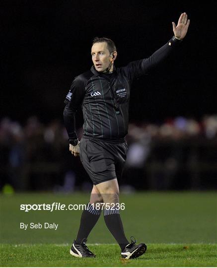 DCU Dóchas Éireann v IT Carlow - Sigerson Cup Final