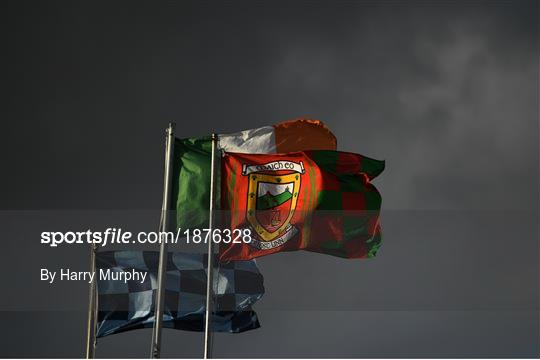 Mayo v Dublin - Allianz Football League Division 1 Round 2