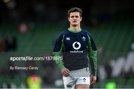 Ireland v Scotland - Guinness Six Nations Rugby Championship
