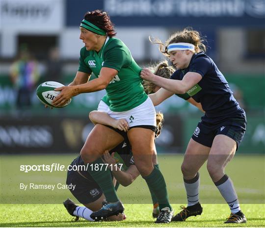 Ireland v Scotland - Women's Six Nations Rugby Championship