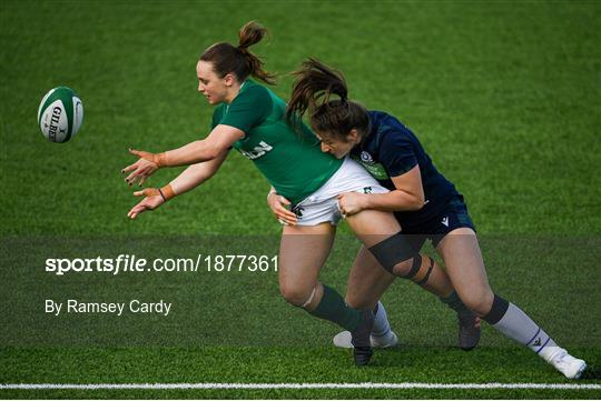 Ireland v Scotland - Women's Six Nations Rugby Championship