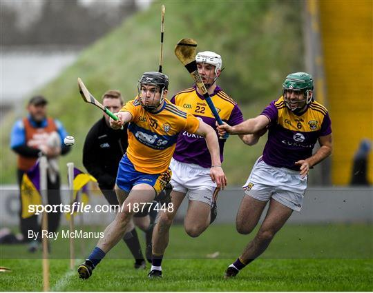 Wexford v Clare - Allianz Hurling League Division 1 Group B Round 2
