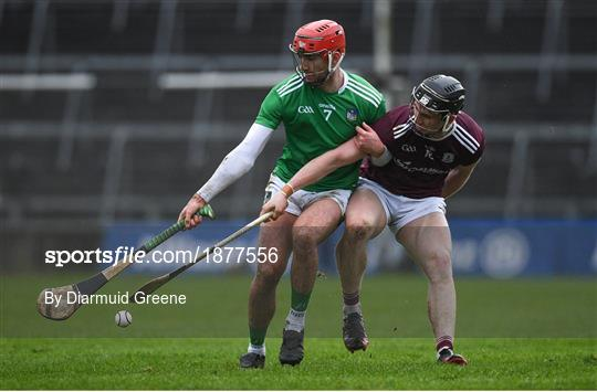 Limerick v Galway - Allianz Hurling League Division 1 Group A Round 2