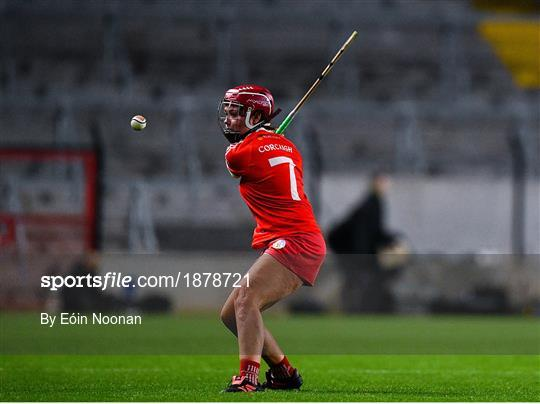 Cork v Waterford - Littlewoods Ireland National Camogie League Division 1