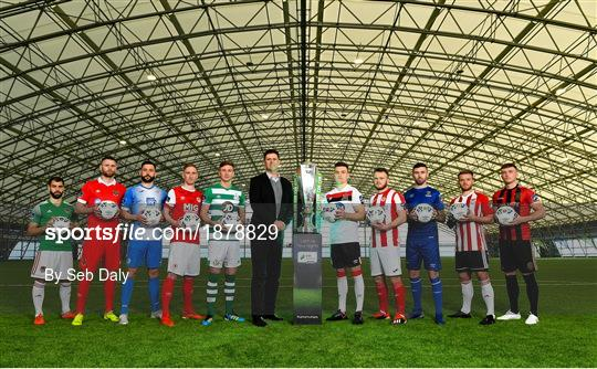 2020 SSE Airtricity League Launch