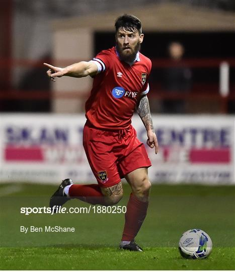 Shelbourne v Bray Wanderers - Pre-Season Friendly