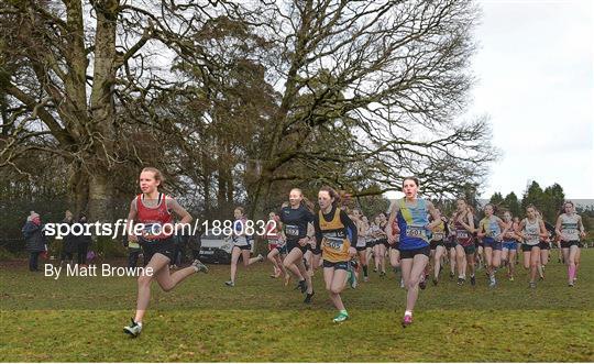Irish Life Health National Intermediate, Master, Juvenile B & Relays Cross Country