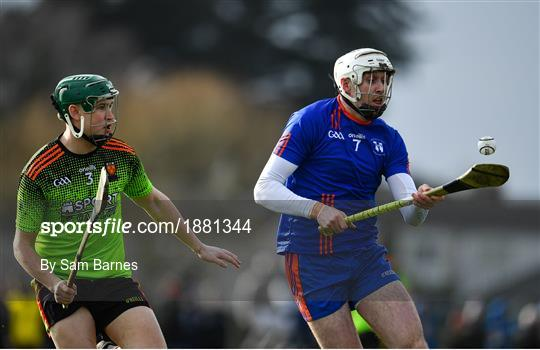 Mary Immaculate College Limerick v IT Carlow - Fitzgibbon Cup Semi-Final