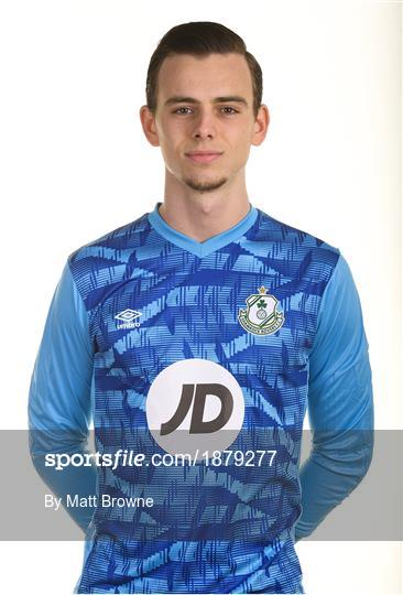 Shamrock Rovers Squad Portraits 2020
