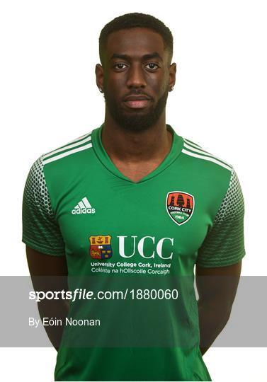 Cork City Squad Portraits 2020