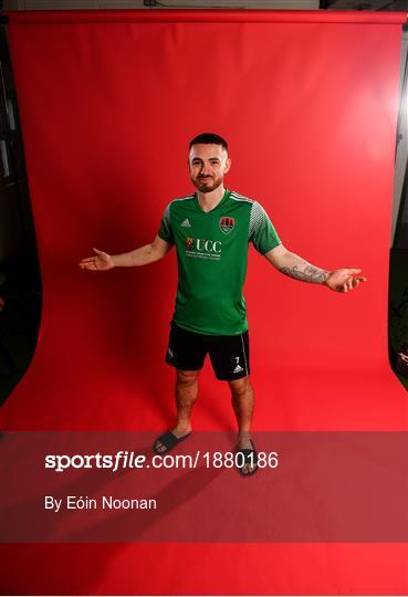 Cork City Squad Portraits 2020