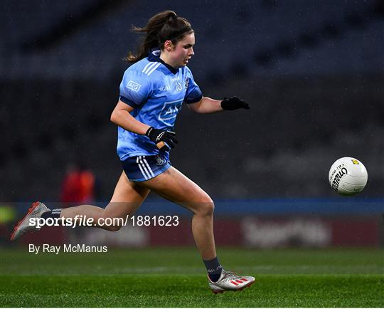 Dublin v Cork - Lidl Ladies National Football League Division 1 Round 3