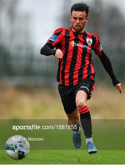 Cork City v Longford Town - Pre-Season Friendly