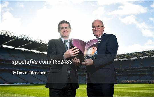 GAA/Croke Park Financial Reports & Director General's Annual Report Media Briefing