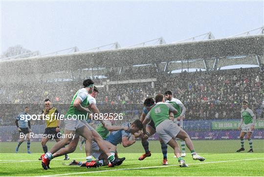 Gonzaga College v St Michaels College - Bank of Ireland Leinster Schools Senior Cup Second Round