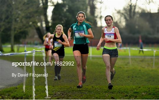 Irish Life Health Leinster Schools' Cross Country Championships 2020