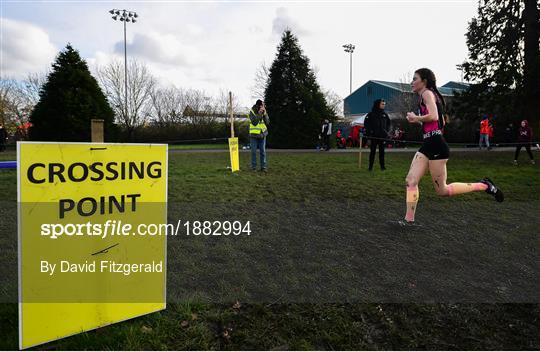 Irish Life Health Leinster Schools' Cross Country Championships 2020