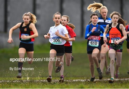 Irish Life Health Munster Schools' Cross Country Championships 2020
