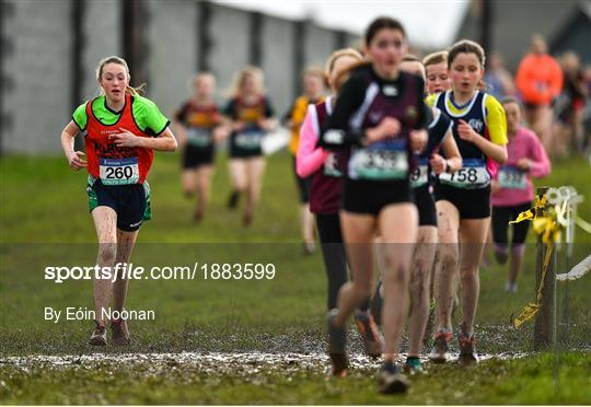 Irish Life Health Munster Schools' Cross Country Championships 2020