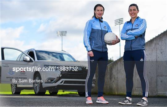 Mitsubishi Motors Ireland launch Official Vehicle Partnership with Dublin GAA