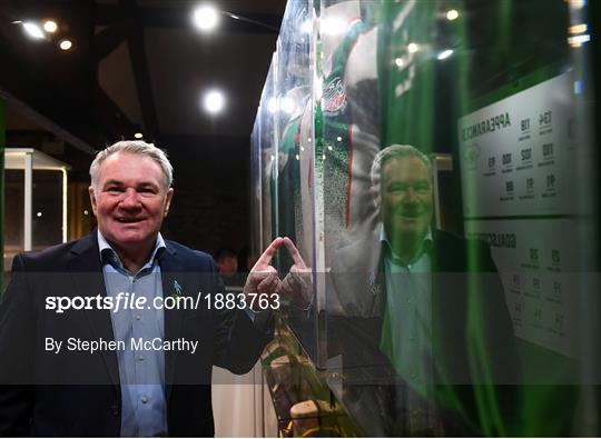 National Football Exhibition Launch