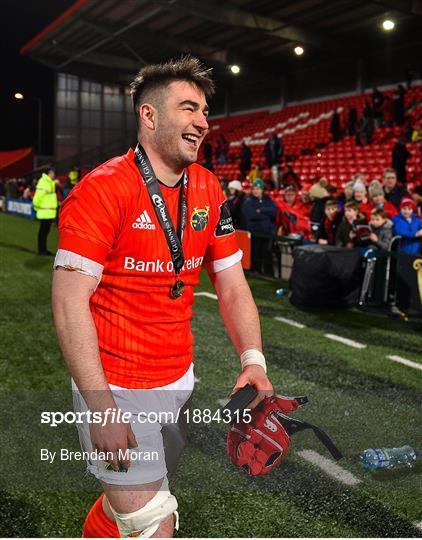 Munster v Isuzu Southern Kings - Guinness PRO14 Round 11