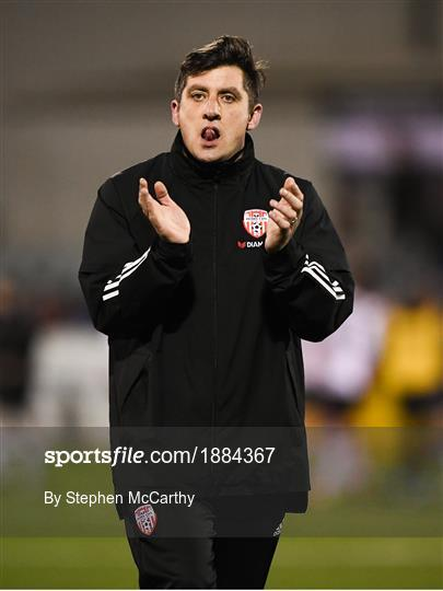 Dundalk v Derry City - SSE Airtricity League Premier Division