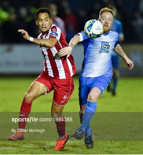 Finn Harps v Sligo Rovers - SSE Airtricity League Premier Division