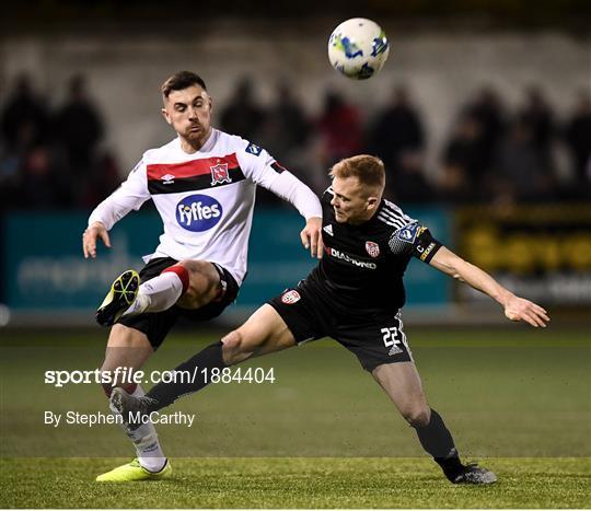 Dundalk v Derry City - SSE Airtricity League Premier Division