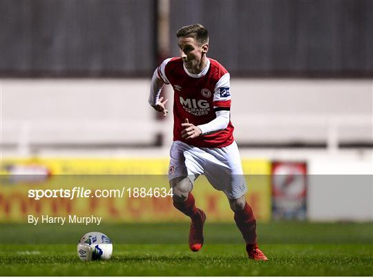 St Patrick's Athletic v Waterford - SSE Airtricity League Premier Division