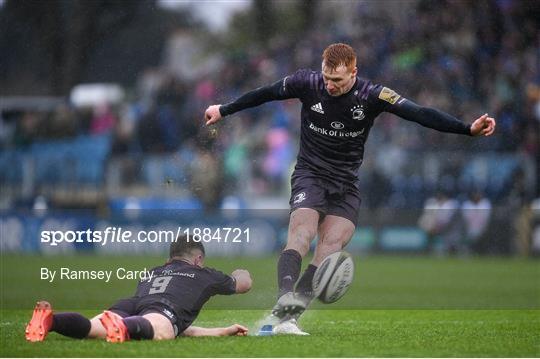 Leinster v Toyota Cheetahs - Guinness PRO14 Round 11