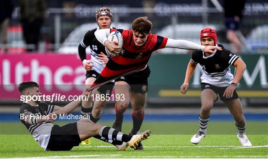 Kilkenny College v Newbridge College - Bank of Ireland Leinster Schools Senior Cup Second Round