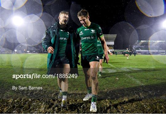 Connacht v Cardiff Blues - Guinness PRO14 Round 11