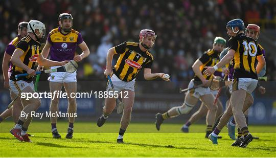 Wexford v Kilkenny - Allianz Hurling League Division 1 Group B Round 3