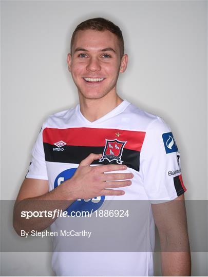 Dundalk FC Squad Portraits 2020