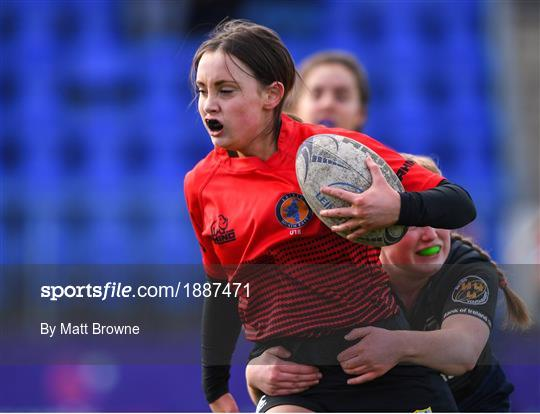 Leinster Rugby U18s Girls Area Blitz